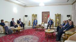 العراق يحث على ضرورة تخفيف حدة التوترات في المنطقة