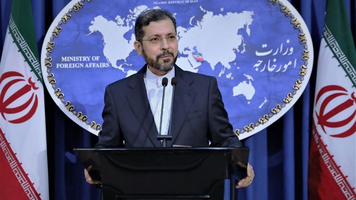 إيران توضح حقيقة مقتل قائد بالحرس الثوري على الحدود العراقية السورية