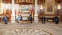 بريطانيا متفائلة: يمكن معالجة المشاكل بين اربيل وبغداد