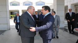 رئيس حكومة كوردستان يعزي علاوي بوفاة شقيقته