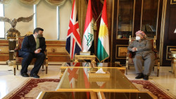 United Kingdom Praised Peshmerga's role in defeating ISIS
