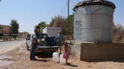 Shortage of drinking water in the Kurdish Autonomous Administration region