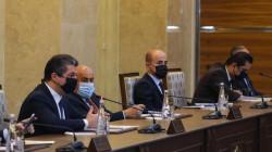 حكومة إقليم كوردستان تقرر إرسال وفد إلى بغداد