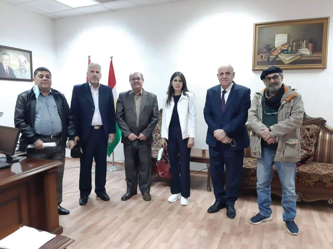 """Cultural bodies from eastern Syria and Kurdistan discuss """"challenges"""" facing the Kurdish parties"""