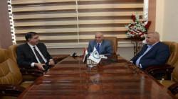 القضاء العراقي يثبت رعد حمودي رئيسا للجنة الأولمبية