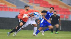 لاعب الجوية حسين جبار يمثل فريقه مقابل خمسة ملايين دينار