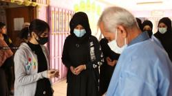 بغداد تكشف عن اصابات بكورونا في مدارسها وتؤشر تحسناً ملحوظاً