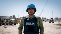 The 2020 News Fixer Award went to Kamiran Sadoun from Syria