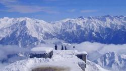 إقليم كوردستان على موعد مع تساقط للثلوج