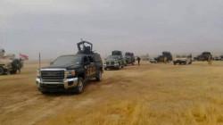 الجيش العراقي يقتل عنصرا من داعش ويدمر انفاقا في جبال