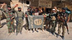 پەیاکردن تەرمەیل کوشیاگەیلیگ لە داعش لە شاریگ عراقی
