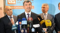وزير النفط العراقي يتوقع ارتفاع سعر برميل النفط الى 60 دولاراً