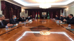 The three main Kurdish parties to meet and discuss Iraq's general budget for 2021