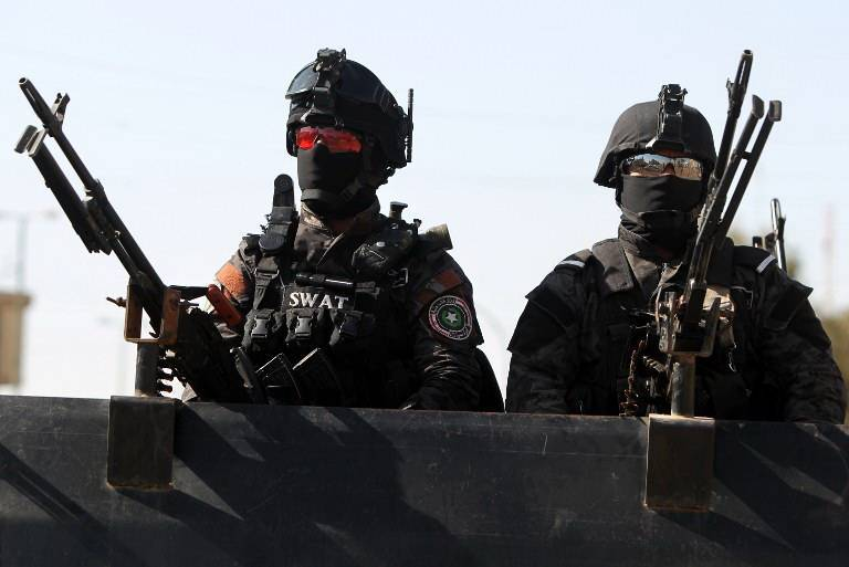Iraqi authorities arrest 52 persons of different foreign nationalities in Baghdad