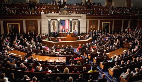 الكونغرس يوقف جلسة المصادقة على فوز ترامب لنقاش اعتراض على نتائج بنسلفانيا