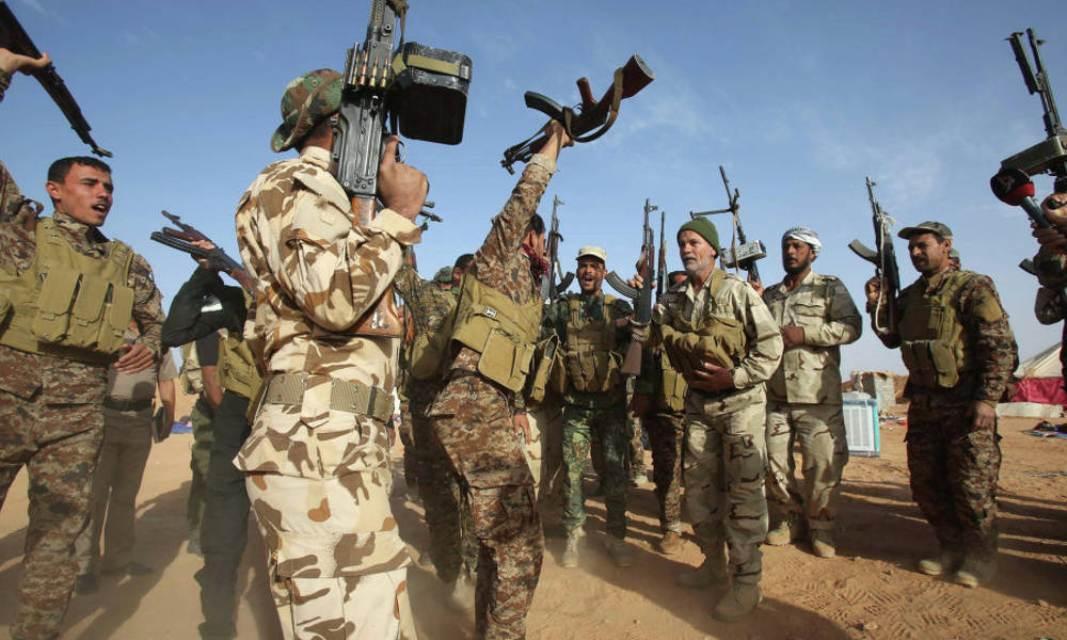 """وفاة عناصر من مقاتلي حشد """"ائمة البقيع"""" بهجوم سابق لداعش في ديالى"""