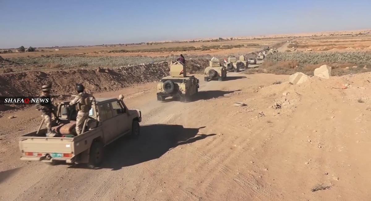 تفجير يودي بحياة ضابط بالجيش واندلاع اشتباكات مع داعش في جبال مخمور