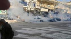 مركز يرصد ارتفاع حصيلة ضحايا الاحتجاجات في السليمانية ومحيطها