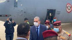 وزير الداخلية يصل الى كركوك