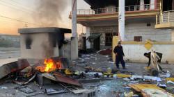 احتجاجات السليمانية.. سقوط عنصر بيشمركة وإحراق مقرات أحزاب في بنجوين
