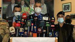 Al-Ghanimi: Kirkuk's displacement camps must be closed