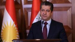 """رئيس حكومة كوردستان يعزّي """"مظلوم عبدي"""" بوفاة والدته"""