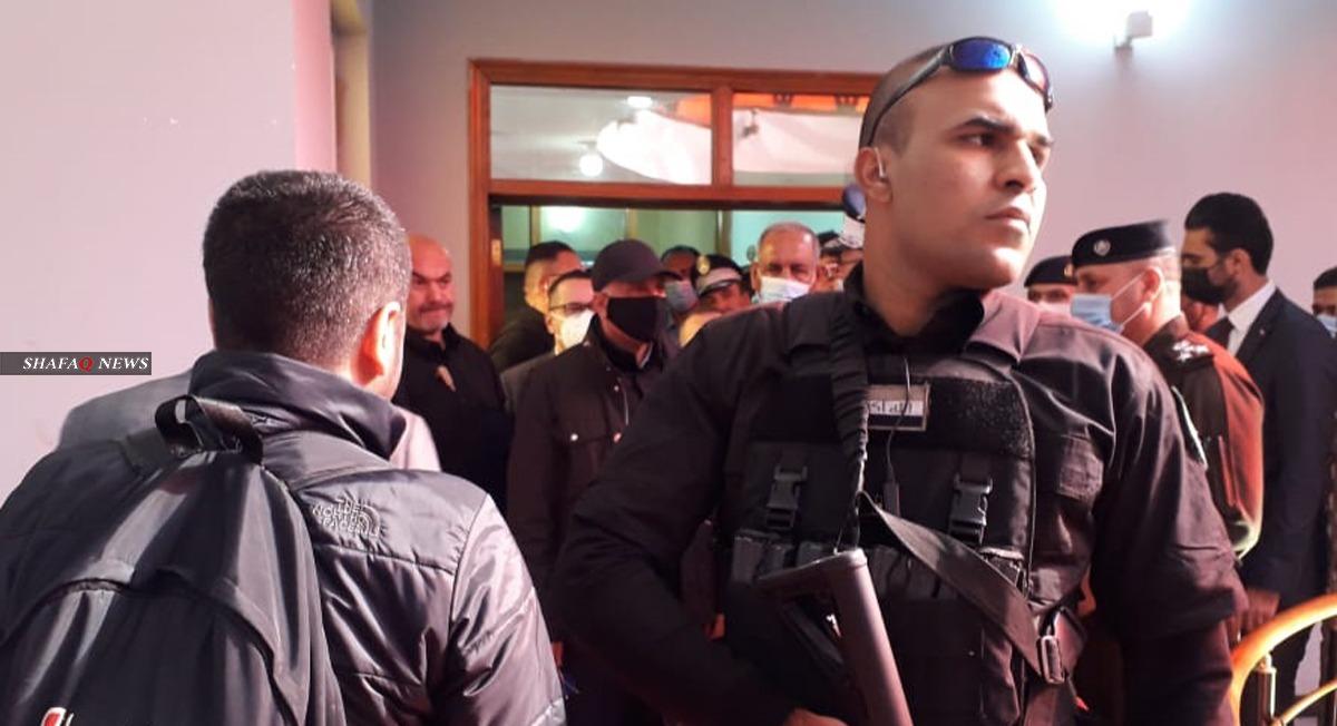 Al-Kadhimi' visit to Fallujah accompanied with tight security measures