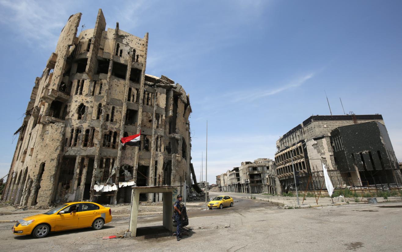 """الاطاحة بخمسة من عناصر """"داعش"""" في أيسر الموصل"""