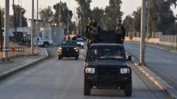 الاطاحة بعصابة سطو مسلح في ايسر الموصل