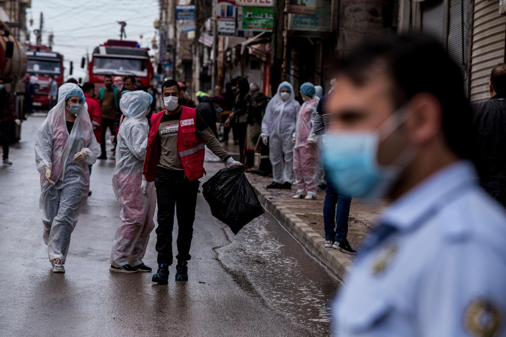 تسجيل حالتي وفاة و 80 إصابة جديدة بكورونا في شمال وشرق سوريا