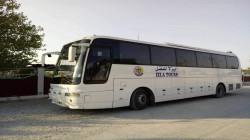 إصابتان في هجوم مسلح على حافلة شرق سوريا