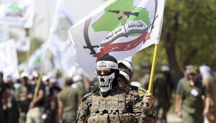 """""""العصائب"""" تفصح عن حقيقة """"تمردها"""" على إيران"""