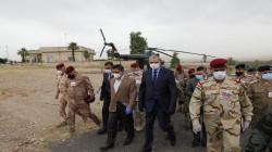 Iraqi Minister of Interior arrives in Sinjar