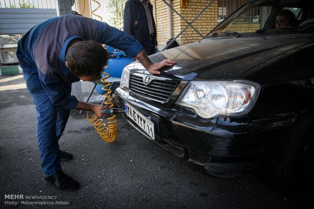 إطلاق مركز لتسهيل دخول سيارات العراقيين إلى مهران
