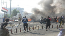 Confrontations renew between demonstrators and security forces in Nasiriya