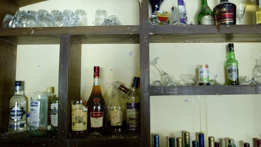 مجددا .. تفجير يستهدف متجراً للمشروبات الكحولية في بغداد