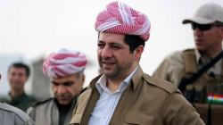 موقع امريكي: مسرور بارزاني قدمّ طلباً رسميا للتحالف لتسيير دوريات مع شمال شرق سوريا