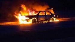 داعش يُجهز على شخص ويضرم النار بسيارته في كركوك