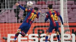 إنجاز تاريخي.. ميسي يعادل رقم بيليه في تعادل برشلونة وفالنسيا