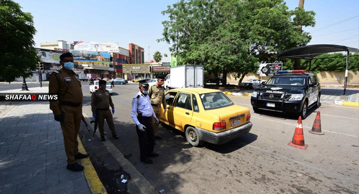 الشرطة العراقية تعتقل شخصا قتل شقيقتيه خنقا