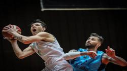 زاخو والتضامن يحققان الفوز في ختام الدور الأول لدوري السلة الممتاز
