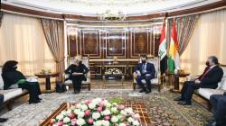Barzani: Baghdad has no excuses to secure the region's salaries