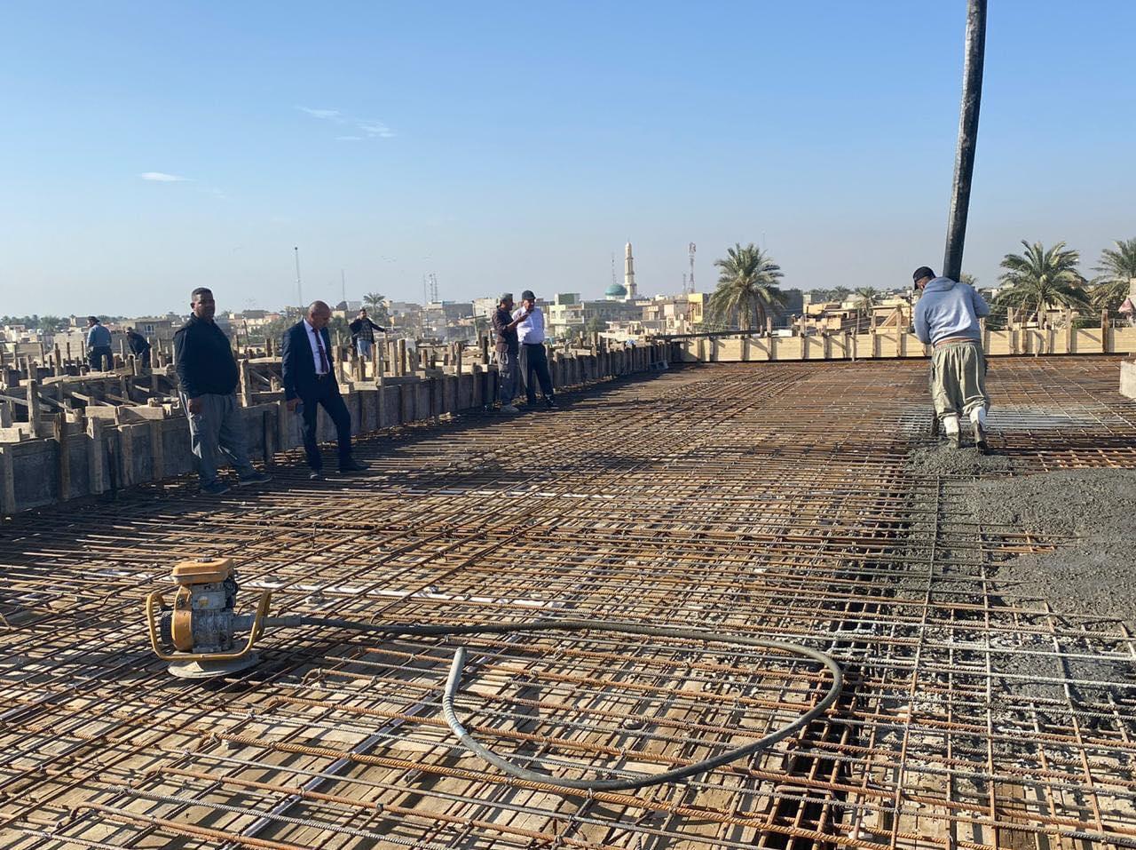 """""""لم تتأثر"""".. مشاريع محافظة عراقية بعيدة عن العجز المالي"""