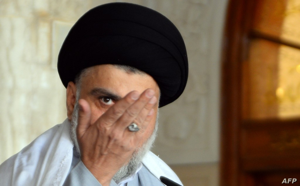 Al-Sadr urges the government to act now following the Green Zone rocket attack