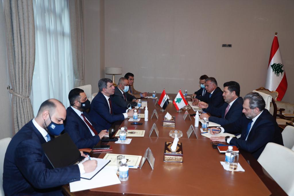 """وفد لبناني في بغداد لشراء """"كمية"""" من النفط العراقي خلال 2021"""