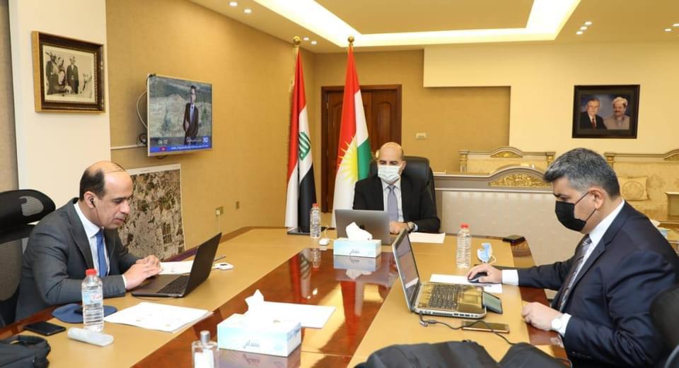 كوردستان تحث الشركات اليابانية للعمل في الإقليم