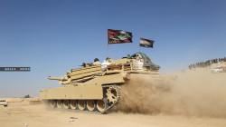 انطلاق عملية عسكرية غربي الموصل وسط ضربات جوية مكثفة