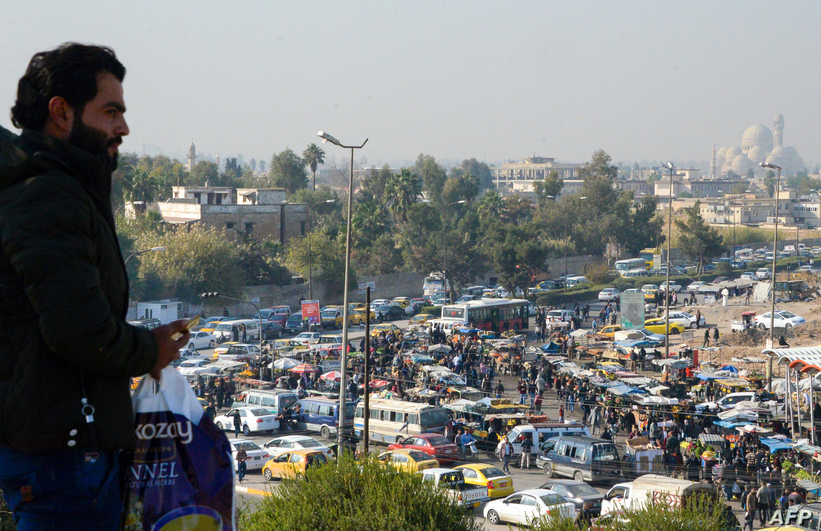 محافظتان عراقيتان تعطلان الدوام الخميس المقبل