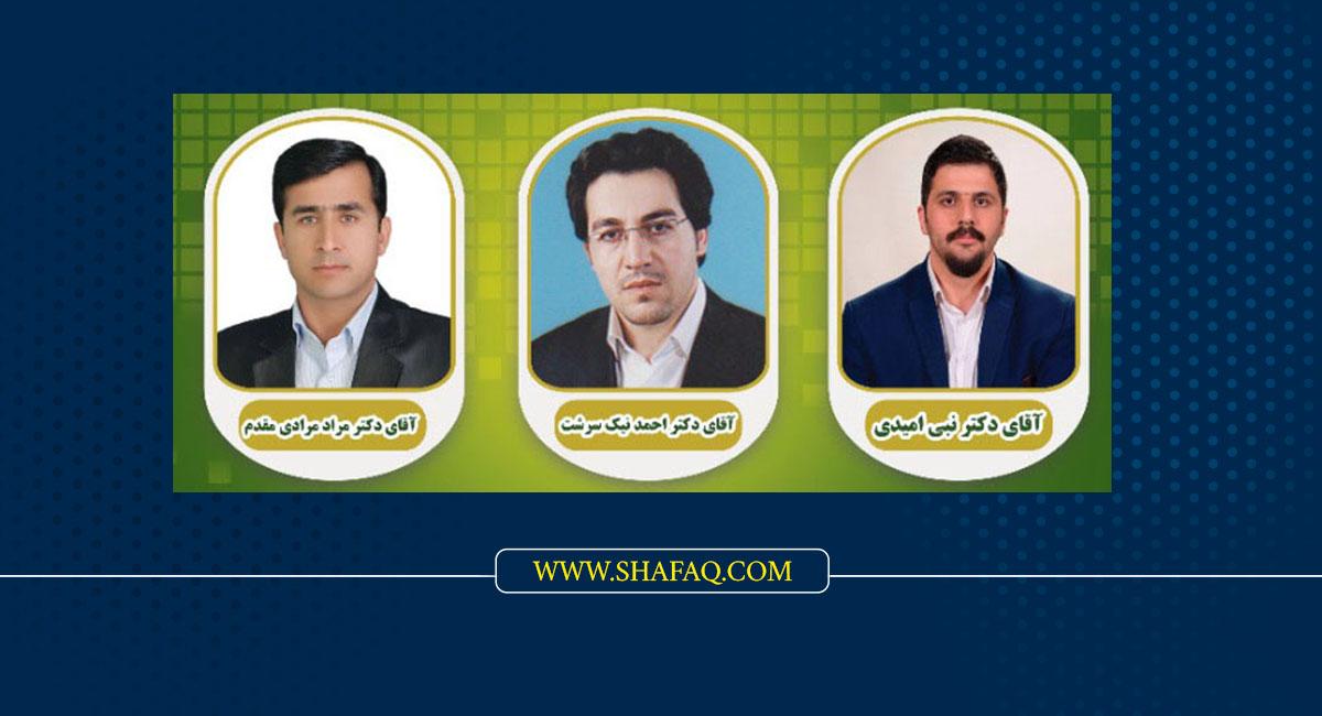إيران تكرم ثلاثة أساتذة من إيلام بينهم باحث فيلي بارز
