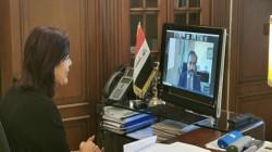 """الخارجية تبحث مع منظمة """"فاو"""" خططها المستقبلية في العراق"""